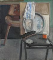 Still Life with Towel