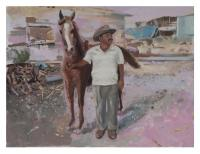 H'atef and Horse