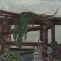 Still Life with Parsley Root